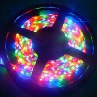 Buy cheap IP65 Waterproof LED Strip with 14.4W/m Wattage and 60pcs SMD 5050 LED product