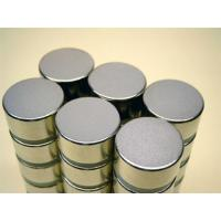 Quality Strong Neodymium  Magnets Cylinder N52 with Epoxy Coating for sale