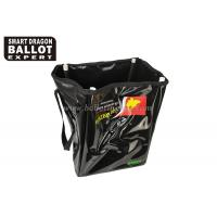 Buy cheap Width 35.3cm Long 35.5cm Collapsible Ballot Box With Zipper / Logo Customized from wholesalers