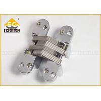 Buy cheap Professional Small Hidden Closet Door Hinges Right Or Left Hand Applicable product