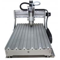 Buy cheap 6040 800W 4-axis 3d cnc wood carving machine wood engraving milling cutting router product