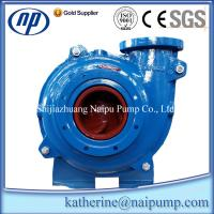 China 150E-L After-sale Service Energy Saving High Chrome Alloy Wear Resistant OEM Service Low Abrasive Slurry Pump on sale