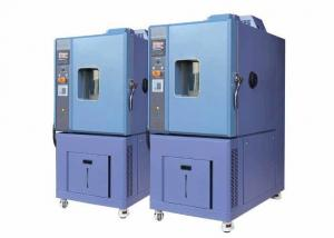 China Mechanical Programmable Temperature Humidity Test Chambers For Stability Testing on sale