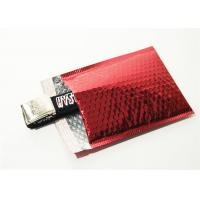 Buy cheap Recyclable Colored Metallic Bubble Mailers , Bubble Shipping Bags Moisture Proof product