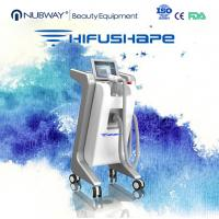 Buy cheap High Intensity Focused Ultrasound HIFUSHAPE Nubway For Whole Body Fat Removal product