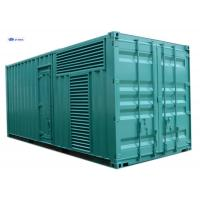 Buy cheap Turbocharged 1350kW Silent Diesel Generator (Genset), CE / SASO And SGS Certified product