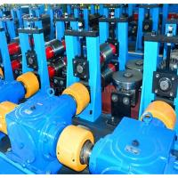 Buy cheap SGS Solar Frame Unistrut Channel Roll Forming Machine With Gearbox Drive product