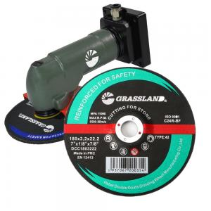 """Buy cheap 7"""" X 1/8"""" X 7/8"""" 180mm Angle Grinder Stone Cutting Discs product"""