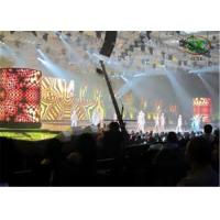 Buy cheap Advertising Curtain Stage Outdoor Led Display P10 High Solution product
