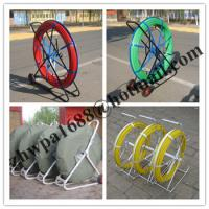 Buy cheap Material Fiberglass duct rodder,Length 50m 100m 200m duct rodder product