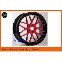 Buy cheap Aluminum Alloy Euor Tuning Wheels with red coating 20 inch wheels product