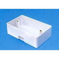 Buy cheap Switch Box,PVC Cable Trunking,Corrugated Conduit product