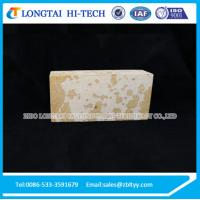 China Fused Silica Refractory Brick for Glass furnace on sale