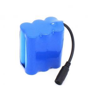 Buy cheap 8Ah 3.7 V 18650 Battery Pack product