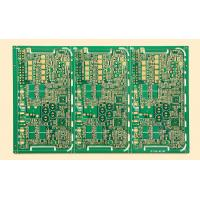 Buy cheap HB board Red solder mask multi-layerPCB 10-300V Test voltage from wholesalers