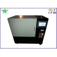 Buy cheap ISO 8301, EN 12667 Thermal Conductivity Tester Of Heat Flow Meter 0.1 ~ 8.0 m2K/W product