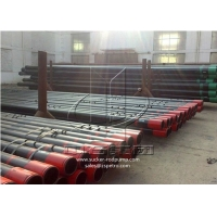 China Offshore Oil Drilling Seamless Casing Pipe / Seamless Steel Casing Pipes on sale
