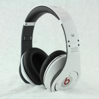 Buy cheap Monster Beats By Dr. Dre Wireless Bluetooth Studio Headphones - White product
