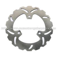Buy cheap Solid Motorcycle Brake Disc Stainless Steel Made For Racing Bike Parts product