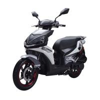 Buy cheap Hand Brake Adults Street Legal Gas Scooter AH1P52QMI Engine 200mm Ground Clearance product