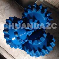 "Buy cheap 4 5/8inch"" IADC 127 steel drill bit with rubber bearing for oil drillingdrill bit product"