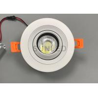 Buy cheap Cob LED Recessed Downlight Housing Surface Mounted IP65 6w AC 85-265V Sanan Chip product
