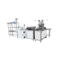 Buy cheap Full Automatic ultrasonic Medical Tie On Mask Making Machine from wholesalers