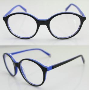 Buy cheap Lightweight Fashion Handmade Acetate Eyeglasses Frames product