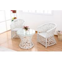 set tempered glass square table outdoor furniture from Wholesalers