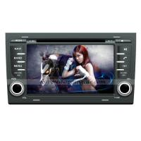 Buy cheap Android Car DVD Player for Audi A4 - GPS Navigation Wifi 3G USB product