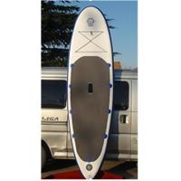 Buy cheap Morden Womens Inflatable Paddle Board , Stand Up Surfboard Yoga Mat Non Slip product