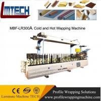 solvent based Profile wrapping machine