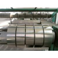 Buy cheap 8011 O / 3003 H22 H24 Big Roll Coil  Aluminium Foil Roll Semi-rigid Container SRC  product