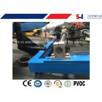 Buy cheap Thermal PU sandwich panel production line with 3 sets roll forming system product