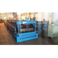 Buy cheap Pre - Painted Plate Roll Forming Equipment Three Phase 6.8×1.8×1.52 M product