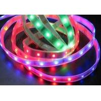 China Long Life 36W SMD5050 RGB IP43 DC12V 5000 * 10mm Colour Changing LED Strip Lights on sale