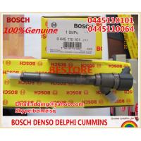 Genuine and New common rail injector 0445110101, 0445110064 for 33800-27000