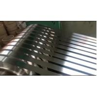 Buy cheap Thin Polished Aluminum Strips , Aluminum Strip Roll For Channel Letterc product