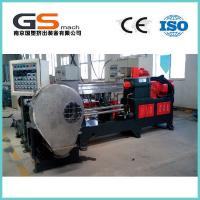 Buy cheap Plastic Film Extruder Machine For PE Cross Linking Cable Material , PVC Extruder Machine  product