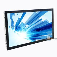 Buy cheap VGA Audio hdmi HD 21.5'' Capacitive Open Frame Touch Screen Monitor For Applications product