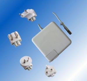 Buy cheap EN61000 3-3 Apple Macbook Pro Magsafe Laptop Power Adapter 60W UL CB product