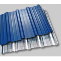 Buy cheap Corrugated Iron Color Coated Roofing Sheet product