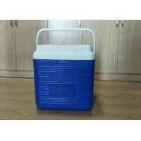 Buy cheap 24L Plastic Foam Green Cold Chain Pcm Packaging Cooler Box With Handle In Medical product