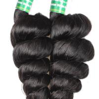Buy cheap Wholesale 7a grade virgin hair weft,unprocessed raw Virgin Indian Hair Bundles product