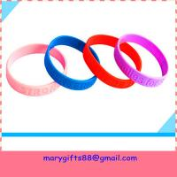Buy cheap cheap debossed silicone bands product