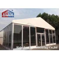 Buy cheap UV Resistance Waterproof Event Tent With PVC Fabric Roof Cover Aluminum Truss product