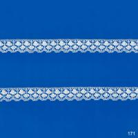 Buy cheap Eco Friendly  Polyester Jacquard lace trimming for Garment Accessorries product