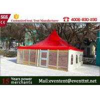 Buy cheap Pagoda roof top tent, pagoda tent for outdoor events, promotion events from Wholesalers