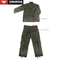 Buy cheap Durable Army Camouflage Uniform Anti - Static Custom For Male product