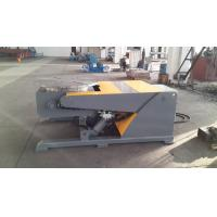 China Hydraulic Lifting Welding Positioner Turntable Hydraulic Bending Machine Romote Control Box on sale